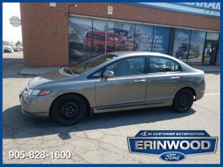 Used 2007 Honda Civic LX for sale in Mississauga, ON