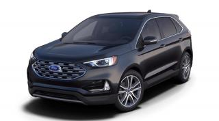 New 2021 Ford Edge Titanium for sale in Mississauga, ON