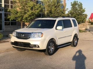 Used 2012 Honda Pilot Touring for sale in Brampton, ON