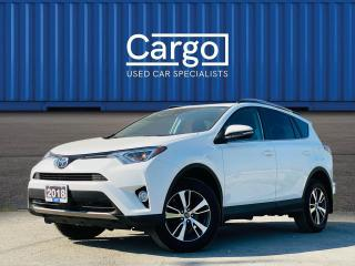 Used 2018 Toyota RAV4 XLE AWD for sale in Stratford, ON