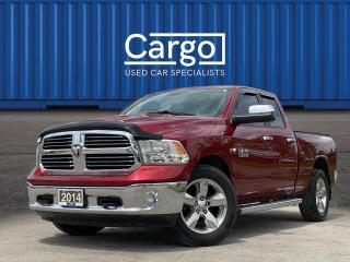 Used 2014 RAM 1500 Big Horn for sale in Stratford, ON