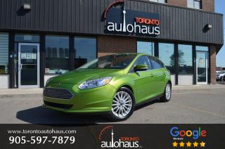 Used 2018 Ford Focus Electric I SYNC 3 NAVI I FACT WARRANTY for sale in Concord, ON