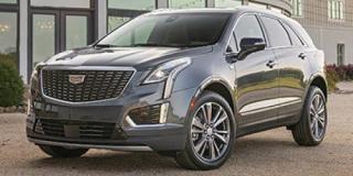 New 2021 Cadillac XT5 AWD Premium Luxury for sale in Winnipeg, MB