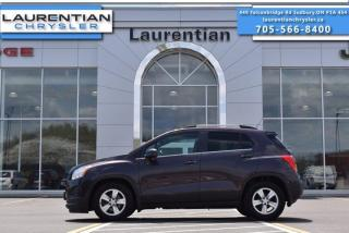Used 2016 Chevrolet Trax LT!! BLUETOOTH!! BACKUP CAMERA!! for sale in Sudbury, ON