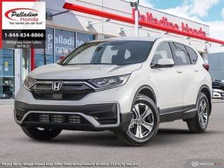 New 2021 Honda CR-V LX for sale in Sudbury, ON
