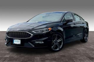 Used 2017 Ford Fusion V6 Sport for sale in Langley, BC