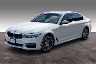 Used 2017 BMW 530 xDrive Sedan for sale in Langley, BC