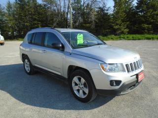 Used 2011 Jeep Compass NORTH for sale in Beaverton, ON
