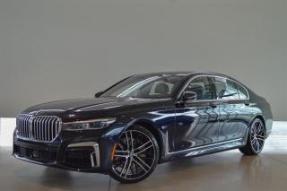Used 2020 BMW 750 xDrive Sedan for sale in Langley City, BC