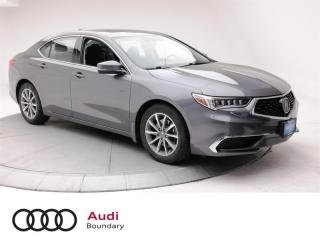 Used 2018 Acura TLX 2.4L P-AWS w/Tech Pkg for sale in Burnaby, BC