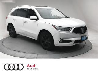 Used 2020 Acura MDX Elite for sale in Burnaby, BC