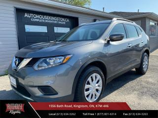 Used 2015 Nissan Rogue S - All Wheel Drive - 58,000kms! for sale in Kingston, ON