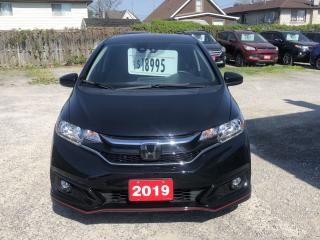 Used 2019 Honda Fit Sport w/Honda Sensing for sale in Hamilton, ON