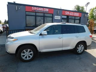Used 2012 Toyota Highlander Bluetooth | Backup Camera | 2 Sets of Tires for sale in St. Thomas, ON