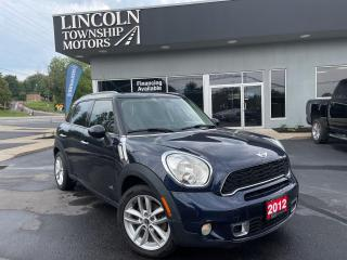 Used 2012 MINI Cooper Countryman S for sale in Beamsville, ON