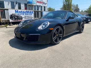 Used 2018 Porsche 911 4-Targa-SOLD SOLD for sale in Stoney Creek, ON