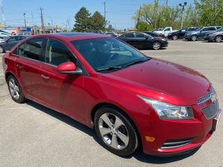 Used 2011 Chevrolet Cruze LTZ 1SA ** HTD LEATH, PARK SENSOR, CRUISE ** for sale in St Catharines, ON