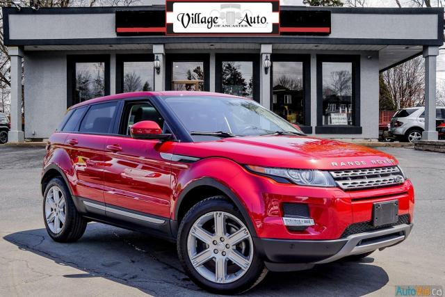 2015 Land Rover Range Rover Evoque Pure City