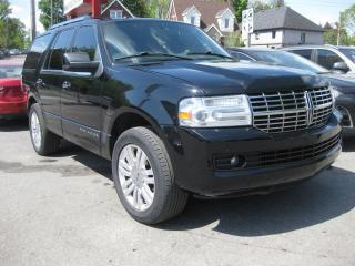 Used 2012 Lincoln Navigator Limited 8 Pass 4x4 DVD Rev Cam Nav Bluetooth for sale in Ottawa, ON