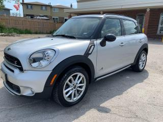 Used 2016 MINI Cooper Countryman S All Wheel Drive for sale in Baltimore, ON