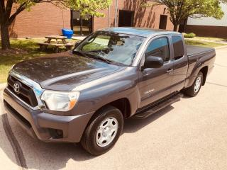 Used 2012 Toyota Tacoma SR5 for sale in Mississauga, ON