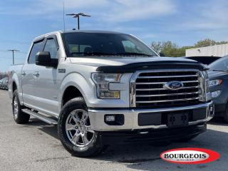 Used 2017 Ford F-150 XLT XTR, BLUETOOTH, REVERSE CAMERA for sale in Midland, ON