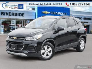 Used 2018 Chevrolet Trax LT for sale in Brockville, ON