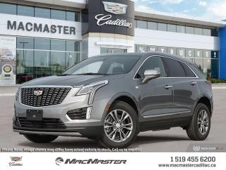 New 2021 Cadillac XT5 Premium Luxury V6   AWD   REMOTE START   ULTRAVIEW SUNROOF   NAVIGATION   WIRELESS CHARGING for sale in London, ON