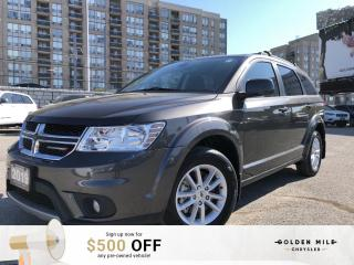 Used 2019 Dodge Journey SXT No Accidents! 4WD, Cloth Bucket Seats, Hands Free Bluetooth for sale in North York, ON