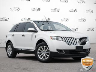 Used 2013 Lincoln MKX Leather | Sunroof | You Safety You Save!! for sale in Oakville, ON
