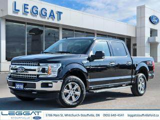 Used 2018 Ford F-150 XLT for sale in Stouffville, ON