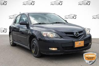 Used 2007 Mazda MAZDA3 GS AS TRADED SPECIAL | YOU CERTIFY, YOU SAVE for sale in Innisfil, ON