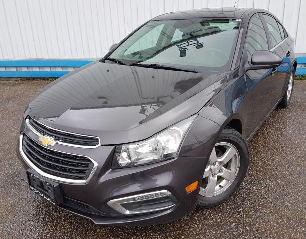 2015 Chevrolet Cruze 2LT *LEATHER-SUNROOF*