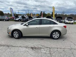 Used 2013 Chevrolet Cruze for sale in Innisfil, ON