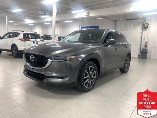 Used 2017 Mazda CX-5 GT AWD - CUIR + TOIT + JAMAIS ACCIDENTE !!! for sale in Saint-Eustache, QC