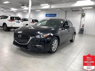 Used 2017 Mazda MAZDA3 Sport GS HB SPORT - CAMERA + SIEGES CHAUFFANTS !!! for sale in Saint-Eustache, QC