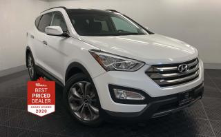 Used 2016 Hyundai Santa Fe Sport AWD 2.0T SE *PANORAMIC ROOF - HEATED LEATHER* for sale in Winnipeg, MB