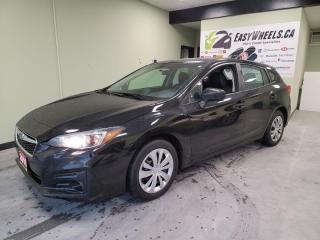 Used 2019 Subaru Impreza CONVENIENCE for sale in New Liskeard, ON