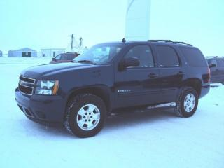 Used 2009 Chevrolet Tahoe LT for sale in North Battleford, SK