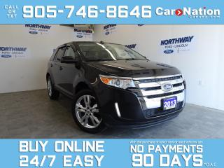 Used 2013 Ford Edge SEL | V6 | AWD | ROOF | LEATHER | NAV | 20