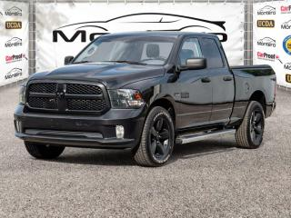 Used 2017 RAM 1500 4X4 QUAD CAB BLACKED OUT for sale in North York, ON