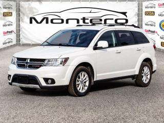 Used 2017 Dodge Journey SXT 7 PASSANGER for sale in North York, ON