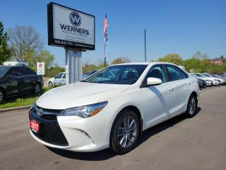 Used 2017 Toyota Camry SE for sale in Cambridge, ON