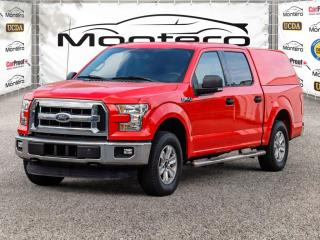 Used 2016 Ford F-150 4X4  SUPERCREW XLT for sale in North York, ON