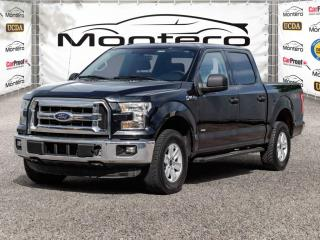 Used 2016 Ford F-150 4X4, SUPERCREW, ECO BOOST for sale in North York, ON