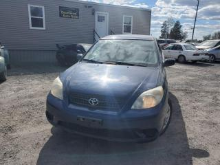 Used 2005 Toyota Matrix 2WD for sale in Stittsville, ON