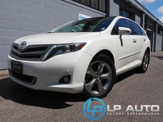 Used 2014 Toyota Venza LIMITED for sale in Richmond, BC