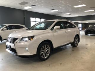 Used 2015 Lexus RX 350 NAVIGATION*BACK-UP CAMERA*NO ACCIDENTS*CERTIFIED*L for sale in North York, ON