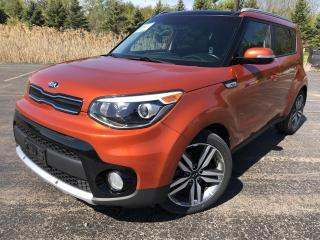 Used 2017 Kia Soul EX+ 2WD for sale in Cayuga, ON
