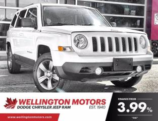 Used 2015 Jeep Patriot High Altitude | One Owner | No Accidents | Low Km for sale in Guelph, ON